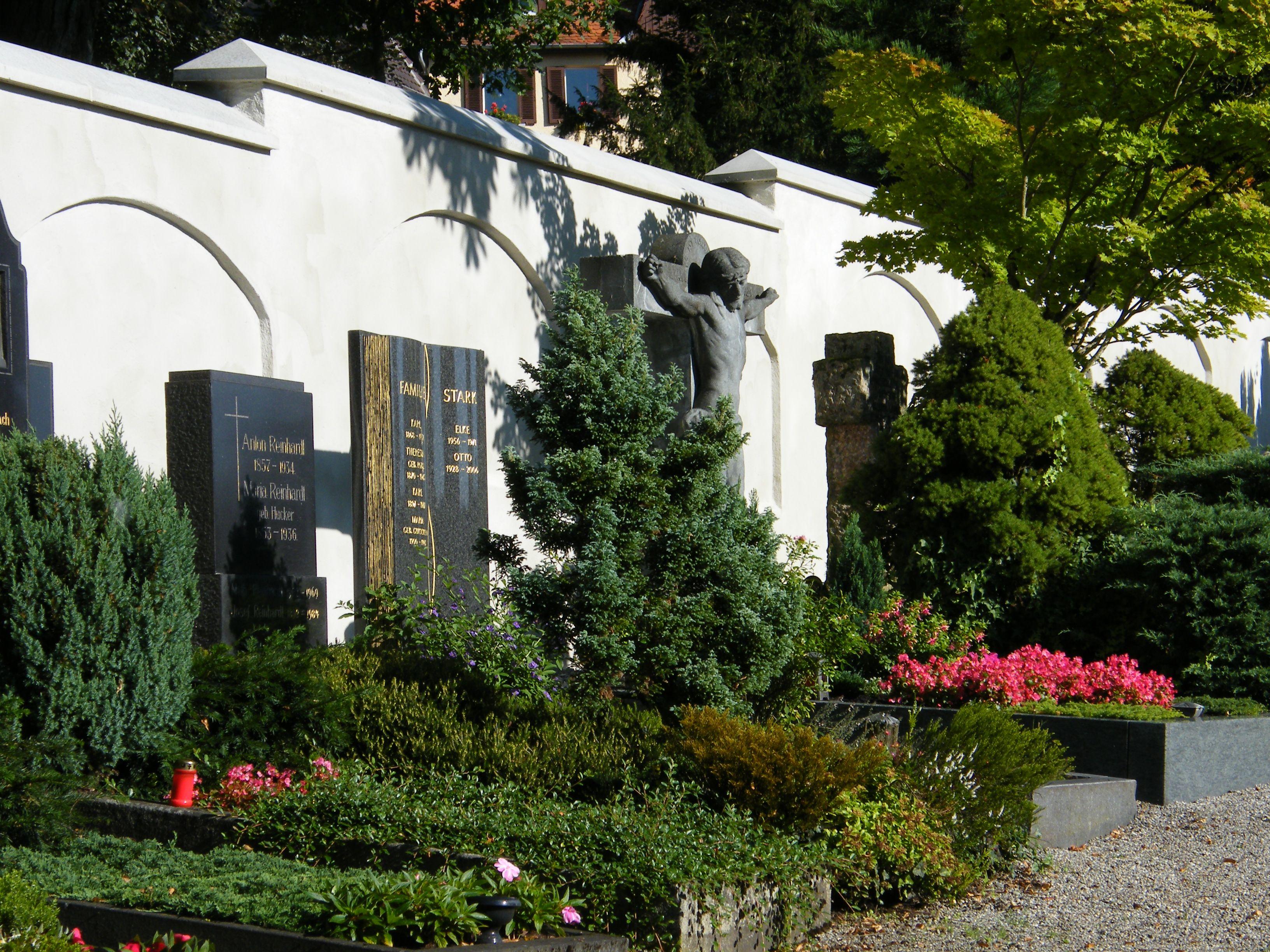 Waldfriedhof Rastatt