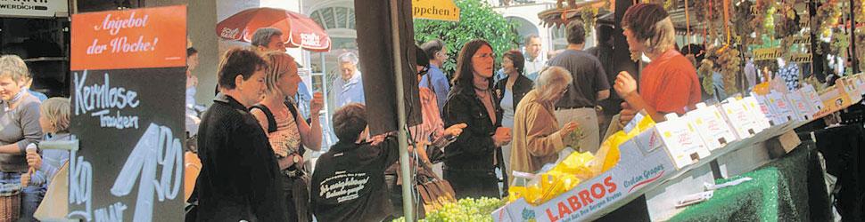 Markt in Biberach