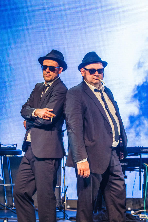 »A Tribute to the Blues Brothers» am 28. März in der Stadthalle