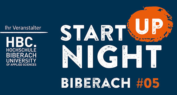 5. Start-up Night Biberach