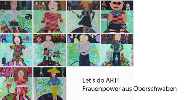 Museumsgeschichten: Let's do ART! Frauenpower aus Oberschwaben