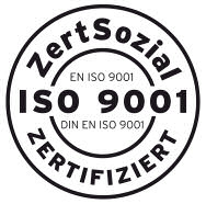 Logo: Zertifizierte Qualität - VHS